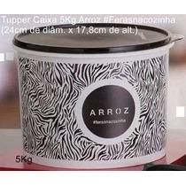 Caixa De Arros Feras Na Cozinha Tupperware