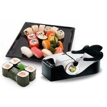 Máquina De Enrolar Sushi Molde Comida Japonesa Perfect Roll