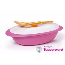 Tupperware Saladeira Actualité Pink C/ Colher - Liquidação