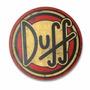 Descanso Suporte De Panela Mdf Cerveja Duff Homer Simpson