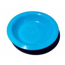 Prato Plastico Otimo Preço Varias Cores Kit Com 1 Duzia