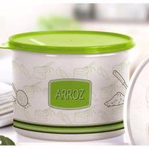 Tupperware Caixa Pote Para Armazenar Arroz - 2kg