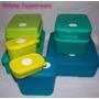 Kit Freezertime 7 Peças Tupperware