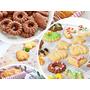 Biscoiteira Com 20 Moldes Para Fazer Biscoitos E Bolachas