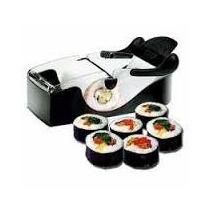 Máquina Manual Para Enrolar Fazer Sushi Top Perfect Roll