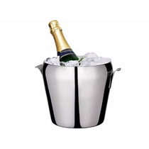 Balde Champanheira Inox 4,5 Litros - Champagne