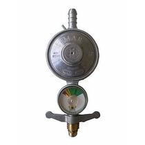 Regulador Registro,gas,manometro,botijoes,cozinhas,industria
