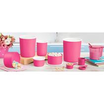 Kit Armazenagem Instantânea Pink 10 Peças Tupperware