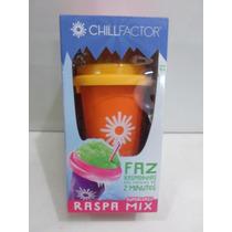 Raspa Mix - Raspadinha Instantânea Chill Factor Laranja Dtc
