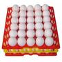 Bandeja Plástica Para Ovos - Kit 10un (ref. Bjo3030)