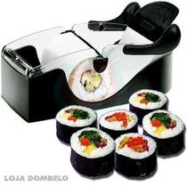 Máquina Para Enrolar Sushi Comida Japonesa Em Casa Express
