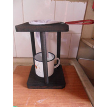 Mini Coador De Café+ Suporte+caneca Nº 8 1 Kg 30x20x20(fp14)