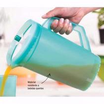 Tupperware - A Jarra - 2 Litros - Verde Água