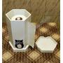 Porta Rolo / Toalha De Mesa Pintado Decoração Personalizada