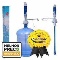Kit C/10 Bomba Elétrica Garrafão Galão Água Mineral De 20l