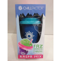 Raspa Mix - Raspadinha Instantânea Chill Factor Azul Dtc