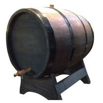 Barril 50 Litros Adega Artesanal-cachaça-vinho-carvalho