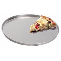 Jogo Com 5 Assadeira Forma Para Pizza 40 Cm Alumínio