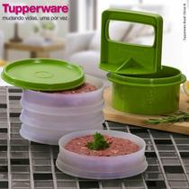 Tupperware Presto Hamburguer 4 Formas+ Modelador+ Prensador