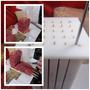 Formadora 49 Espetinhos Corte 2,0x2,0cm Insersor De Palitos