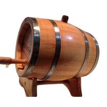 Barril P\cervejeiros |cerveja Artezanal |chop, Carvalho 3 L