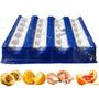 Forma Fábrica Bolinhas Queijo Carne Salgados Kit Modelador