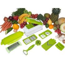 24x Nicer Dicer Plus Cortador Fatiador Legumes Verdura Fruta