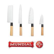 Kit Sushiman - 4 Facas Sushi/sashimi Mundial - Promoção!