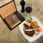 Conjunto De Facas 9 Peças Para Steak/carne Wusthof
