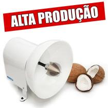 Raspador Elétrico Para Cocos - Ralador De Coco - Bivolt