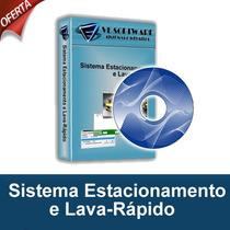 Promoção Sistema De Controle Para Estacionamento+lava-rápido