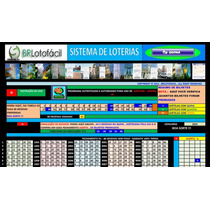 Software Turbinado Quina Especial De São João 40 Dezenas