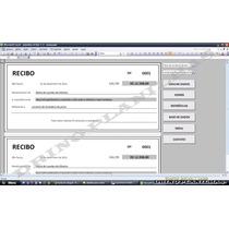 Planilha Para Impressão De Recibo Com Base De Dados