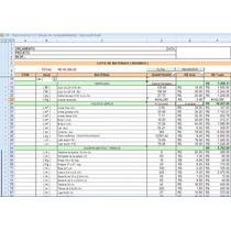 735 Planilhas Prontas Excel 100% Editáveis - Frete Grátis