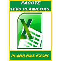 Planilhas Em Formato Excel