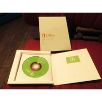 Microsoft Office Windows 2013 Home & Student Fpp Para 1 Pc