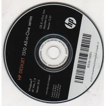 Cd De Instalação Para Impressora Hp Hp Deskjet 1516 - 1510