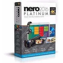 Nero 2016 Platinum Original (receba Em Ate 60min)