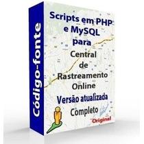 Script Php Central Rastreamento Veicular Online
