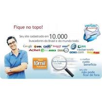 Obtenha + Visitas P/ Seu Site -cadastro Em 10 Mil Buscadores