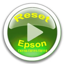 Reset Epson Tx110 E Tx111 E Tx115 ( Adjustment Program )