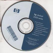 Cd De Instalação Para Impressora Hp Deskjet3500