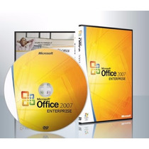 Pacote Office 2007 Pt Br + Chave
