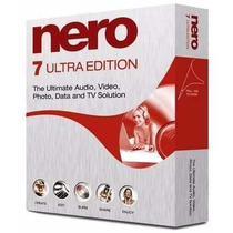 Nero 7 Ultra Edition / Express / Startsmart / Licenciado Pt