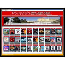 Gerencia Hotel E Pousada Hotspot Inteligente Servidor Filmes