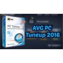 Avg Tuneup 2016 Original 1 Ano - 1pc Ativacao