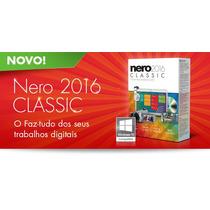 Nero 2016 Classic Fpp (receba Em Ate 60min)