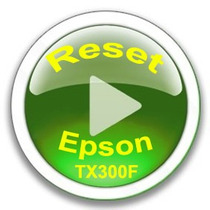 Reset Epson Tx300f ( Adjustment Program Epson Tx300f )