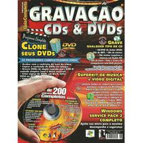 Guia Completo Especial Nº06 - Gravação De Cd & Dvds