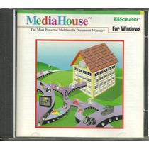 Media House For Windows - Doc. Manager - Antigo - 1994